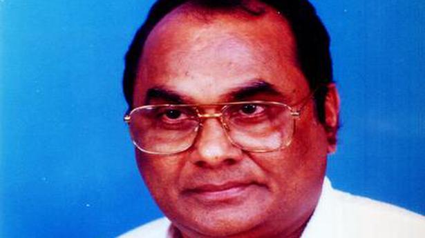 Veteran Telugu playback singer G. Anand succumbs to COVID-19