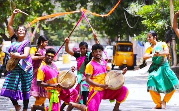 Tamil folk and classical art forms unite to fight Coronavirus in this music video