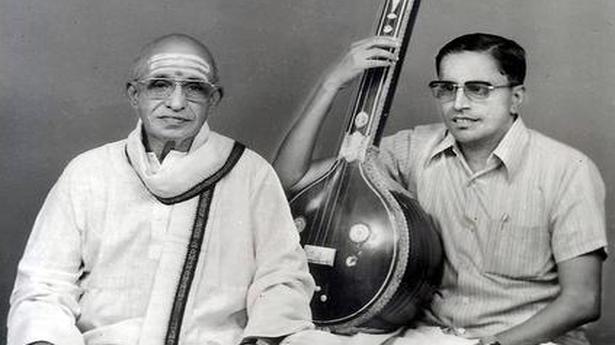 In memory of Guru Semmangudi