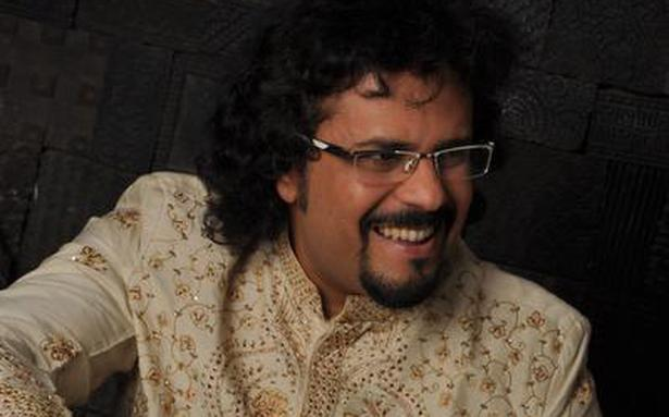 Bickram Ghosh's journey from concerts to composing