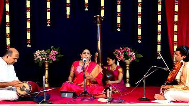 Amritha Murali: At her creative best