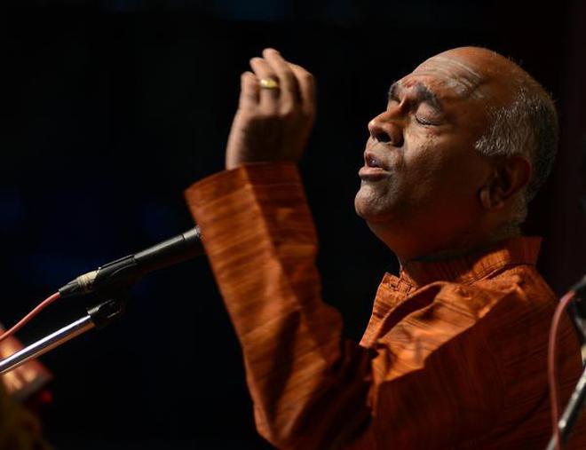 Vijay Siva: Traditionalist to the core - The Hindu