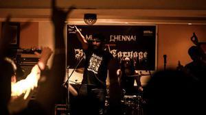 Chennai's metal music scene