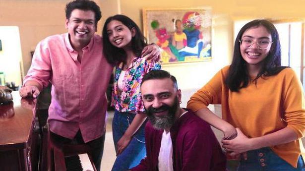 Musicians Vijay Prakash and Tapas Relia to release their new track 'Jogi Re'