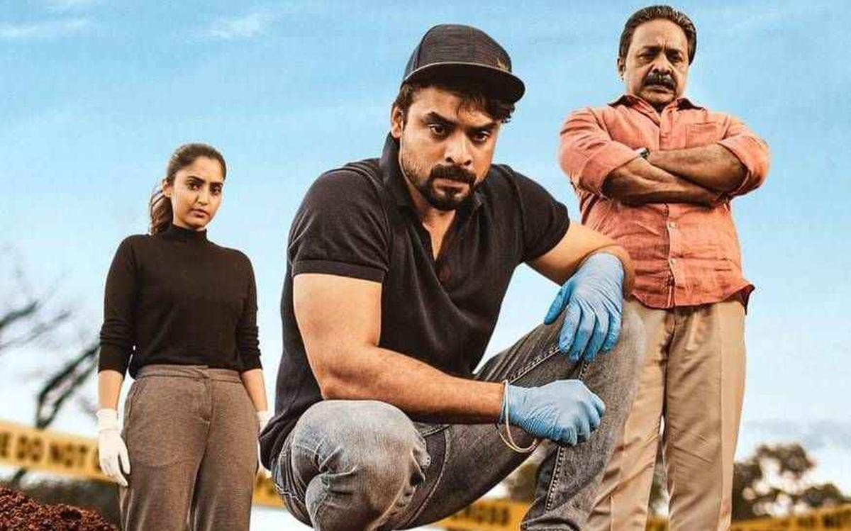 Forensic Movie Review Tovino Thomas Film Lacks Subtlety And Finesse The Hindu