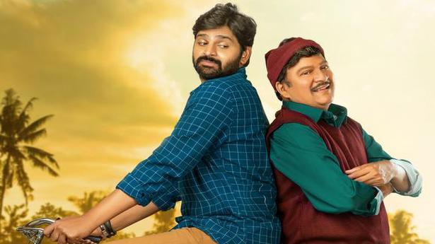 'Gaali Sampath' movie review: Not engaging enough