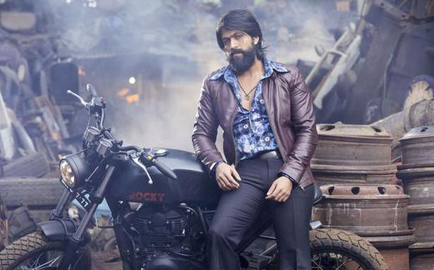 Kgf Chapter 1 Review Fools Gold The Hindu