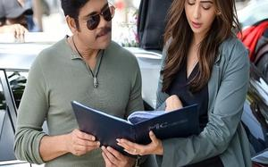 'Manmadhudu 2' review: Something amiss in this rom-com