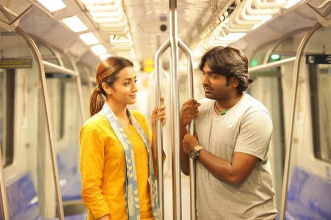 96 Tamil Movie Review Hindu