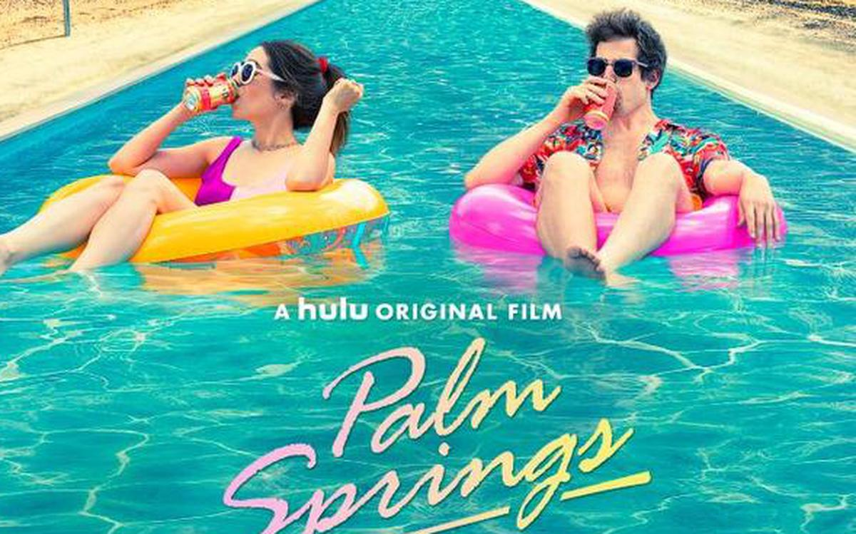 Palm Springs' movie review: Warm, fuzzy and weirdly original - The Hindu