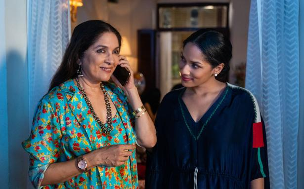 Watch: Masaba and Neena Gupta speak on their Netflix series, 'Masaba Masaba'