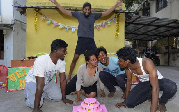 Image result for groups in Chennai bustle with ideas. Some blend theater,