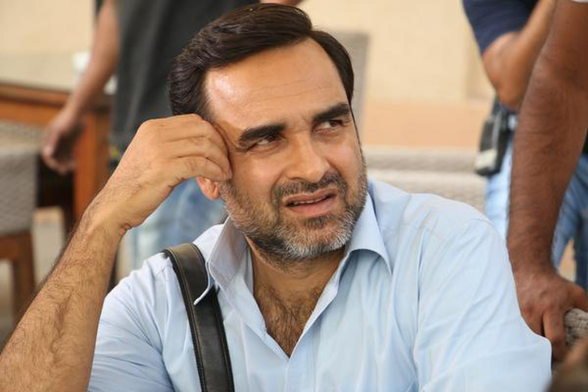 Pankaj Tripathi loves playing the common man