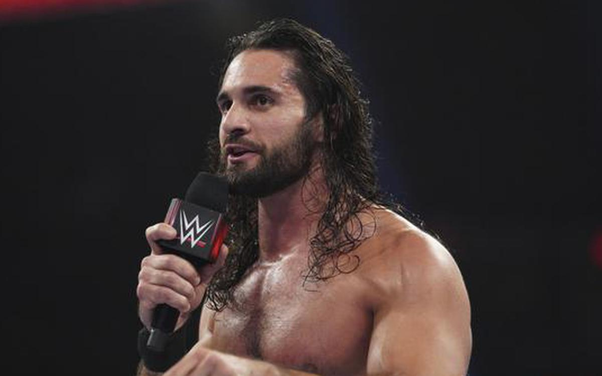 sélection premium 9d9ed fe67c I'd love to perform in India,' says WWE superstar Seth ...
