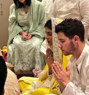 Priyanka Chopra Nick Jonas Announce Engagement The Hindu