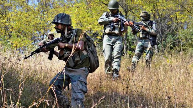 Five militants killed as Army foils infiltration bid in Uri