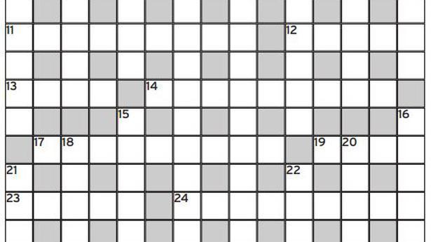 The Hindu Crossword 11861 The Hindu