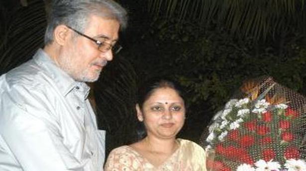 jayasudha family photos