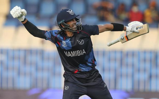T20 World Cup | Debutants Namibia enter Super 12 after defeating Ireland by eight wickets