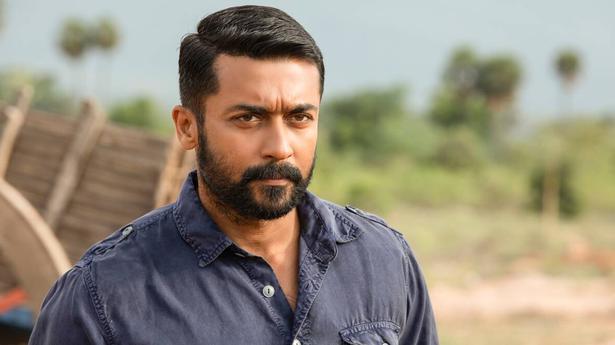 Actor Suriya tests postive for COVID-19