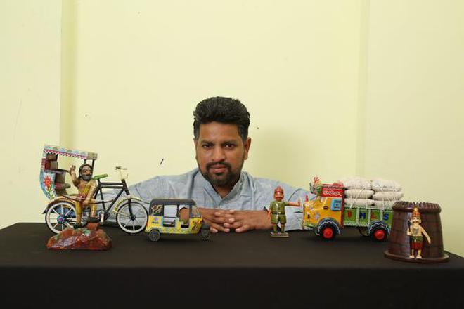 Kondapalli Toys 2 0 The Hindu