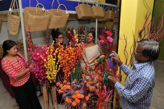 For The Past 10 Years Purbashree Crafts Bazaar Has Been Unfailingly