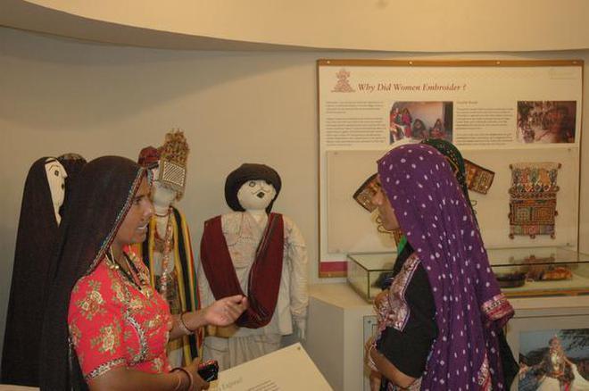 Dastkar Bazaar in Hyderabad: A celebration of crafts - The Hindu