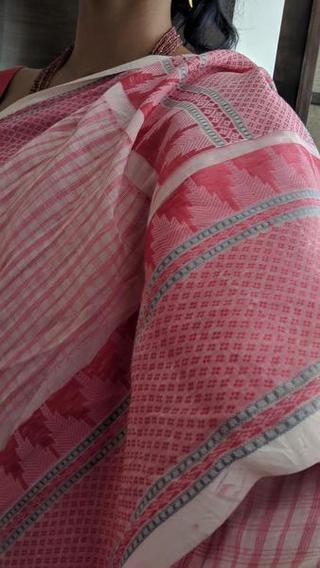Radhe Jaggi's margazhi season 'sari soiree' on Instagram caught people's eyes