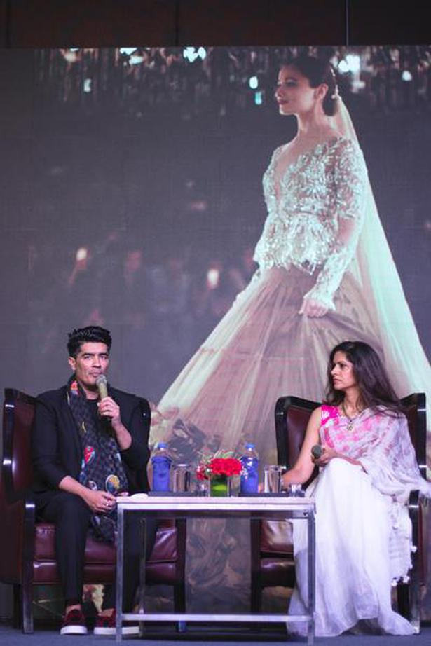Manish Malhotra On Individuality And Sustainability The Hindu