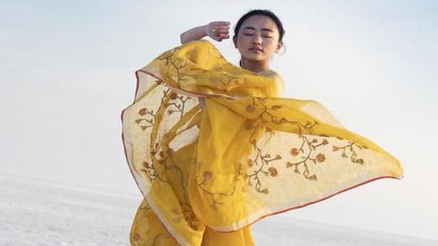Jamdani: deadstock to dresses