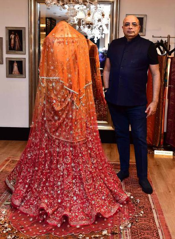 Designer Tarun Tahiliani On The Business Of Fashion In The Times Of Covid 19 The Hindu