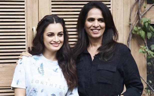 Anita Dongre And R Elan S The Earth Tee Is Yet Another
