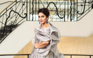 Power dressing at Cannes 2019 with Huma Qureshi