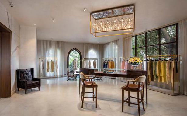 Take a tour of Manish Malhotra's virtual store and feel like a Bollywood bride