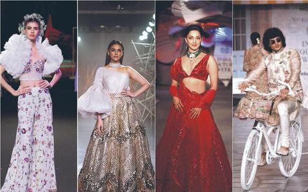 Unpacking India Couture Week 2019