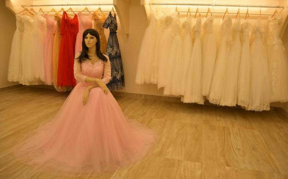 Rent O Rent Offers Bridal Gowns That Are Both Economical And Elegant The Hindu