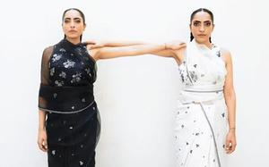 Summer of duality: Sanjay Garg's 2/2 collection