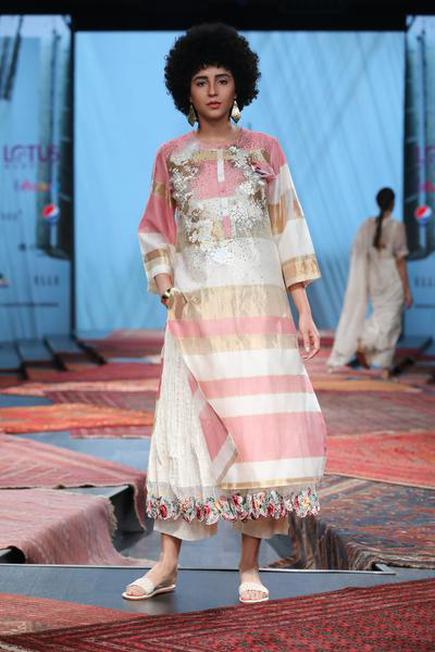 Twenty Two Designers Showcase Their Fall Winter Collections At Elahe Bazaar In Hyderabad The Hindu