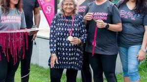 Meet Anju — runner, garden-lover, and cancer survivor