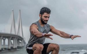 Nike's only male ambassador from India, Kunal Rajput on his fitness journey