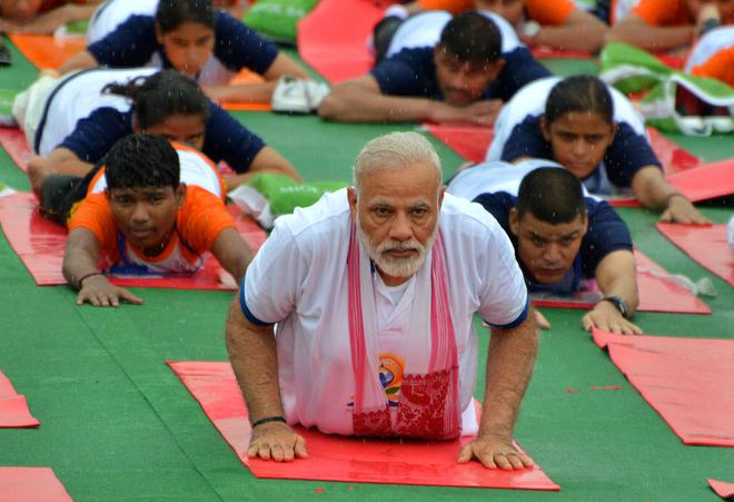 the purpose of yoga to the hindu is