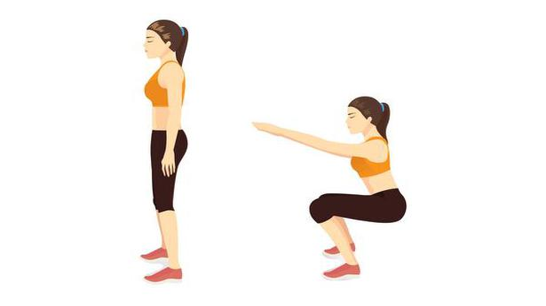 Best Lower Body Exercise Squat