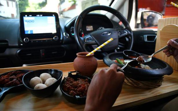 Kerala revives the classic drive-in restaurant concept