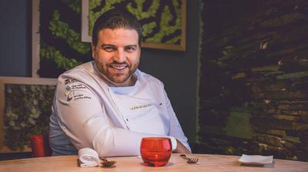 Spanish Chef Xanty Elias wins Basque Culinary World Prize 2021