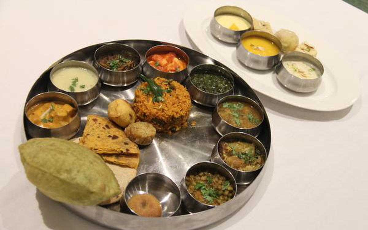 A Review Of The Gujarati And Rajasthani Food Festival At Fairfield