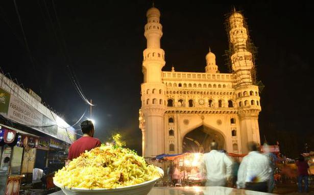 With fast-food carts and heirloom dishes, Hyderabad has entered Unesco's Creative Cities Network