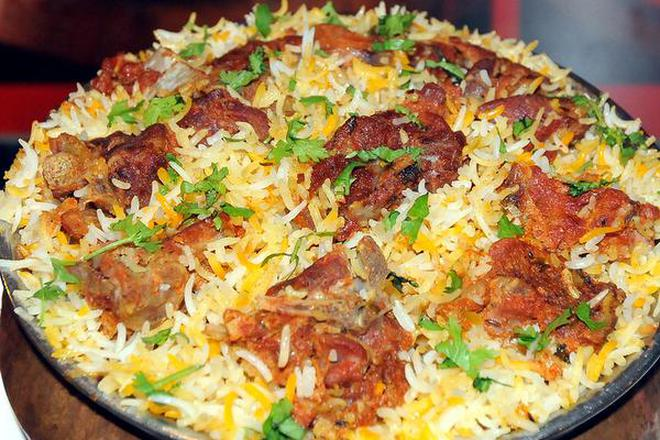 Scoutmytrips Quest For Great Biryani The Hindu
