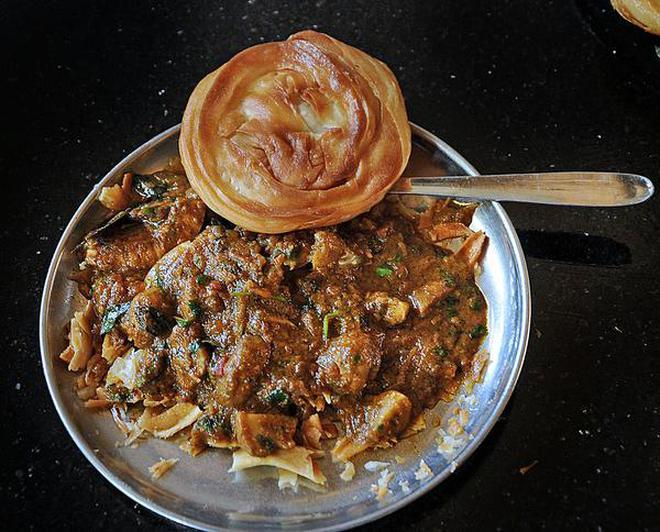 For a guilt free parotta binge the hindu for a guilt free parotta binge forumfinder Gallery