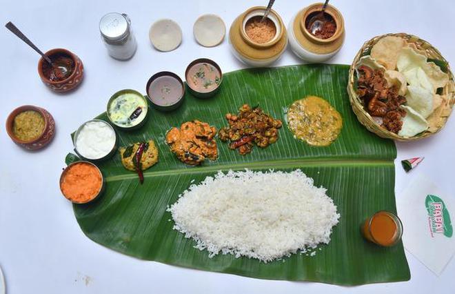 Babai's food rocks: Babai Bhojanam - The Hindu