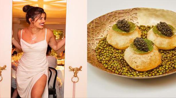 How Priyanka Chopra inspires Tequila golgappas at New York restaurant Sona